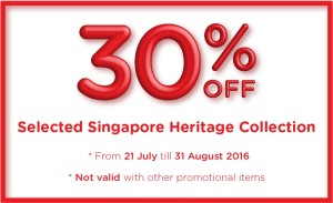 Capitol x National Day Promotion
