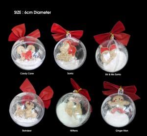 Ornament Globes